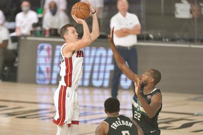 Howard Herman | Designated Hitter: Mike Crotty battling split allegiances as Heat, Celtics prepare to meet