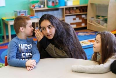 Child care centers faced with myriad challenges as school districts start remote learning