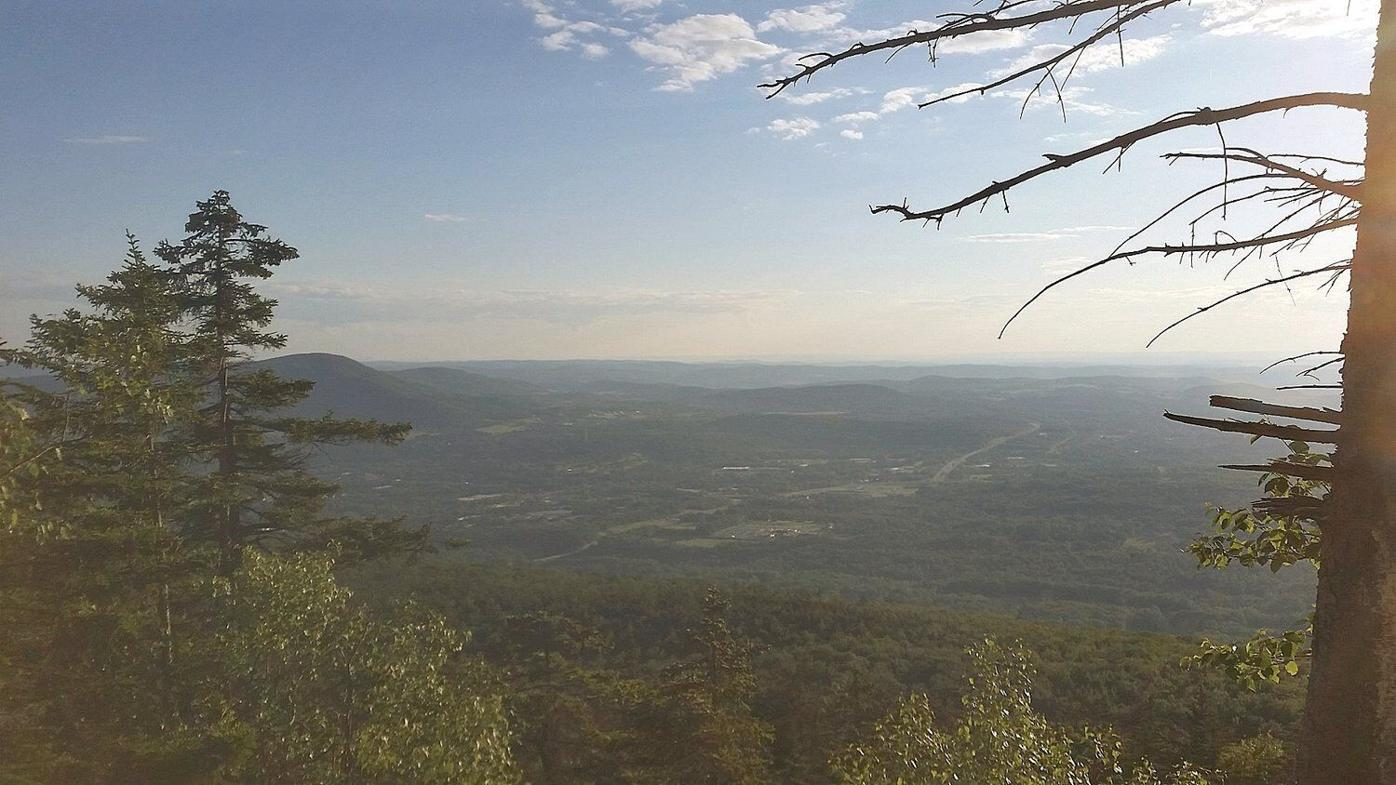 Hike Highlight: Bald Mountain trail takes you to the best views, with a bit of work