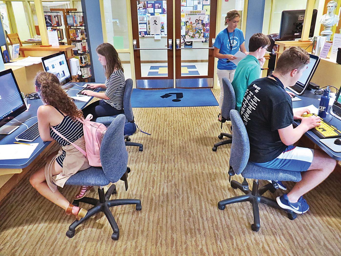 Summer@CIP program helps build social skills in teens