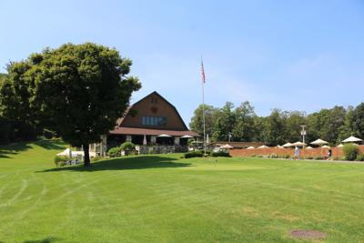 wyantenuck country club landscape