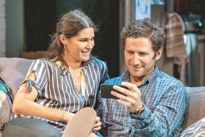 Take away the big issues and find a love story in 'Tell Me That I'm Crazy' at Williamstown Theatre Festival