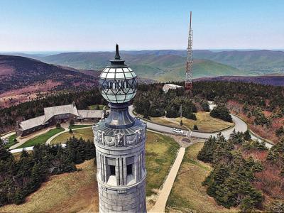 WAMC purchases radio tower atop Mount Greylock