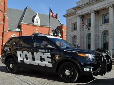 Pittsfield police cruiser (copy)