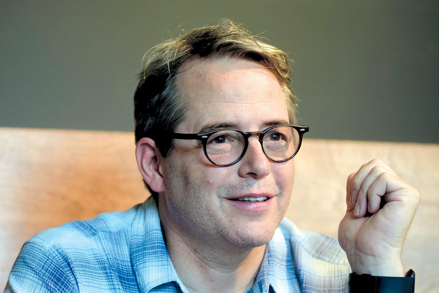A chat with Matthew Broderick