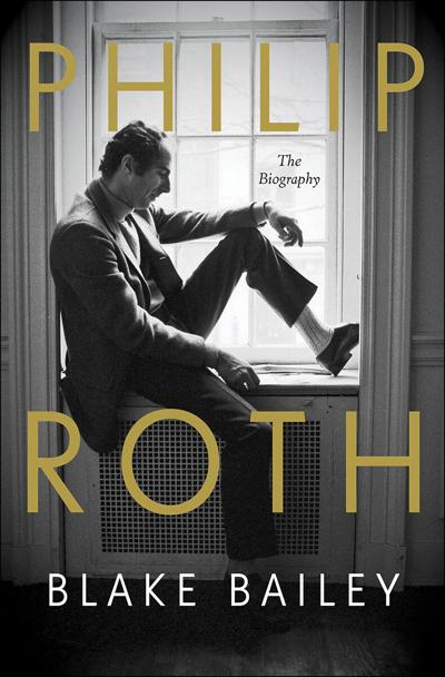Books-Philip Roth Biography