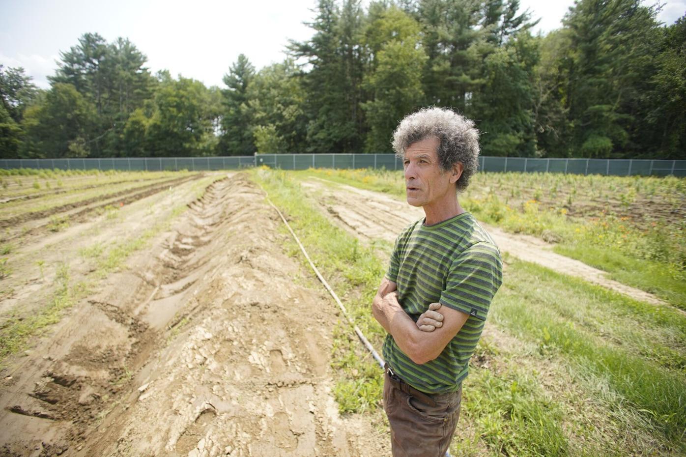 Farmer Ted Dobson