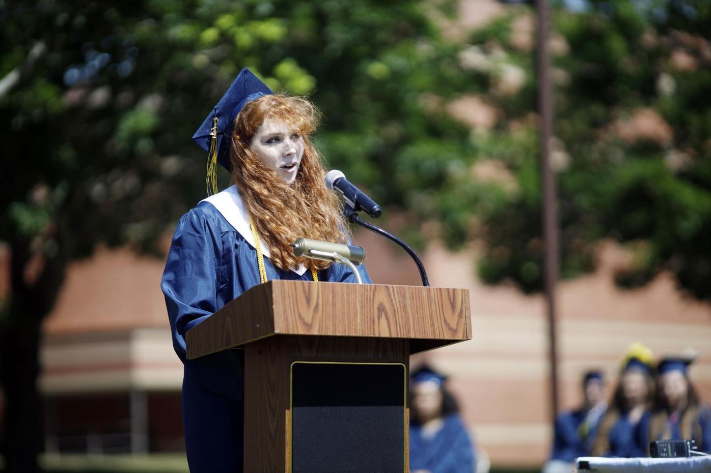 2021 Mt. Everett Graduation