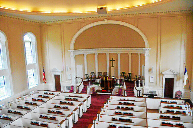 First Congregational Church in Williamstown to celebrate 250th anniversary
