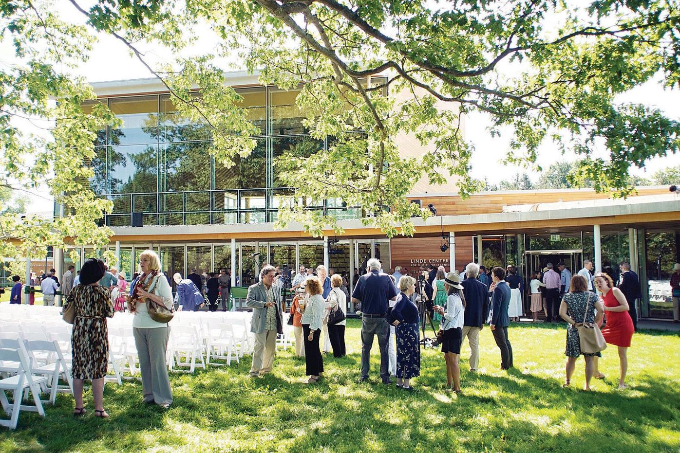 Tanglewood opens doors to 'transformative' year-round facility