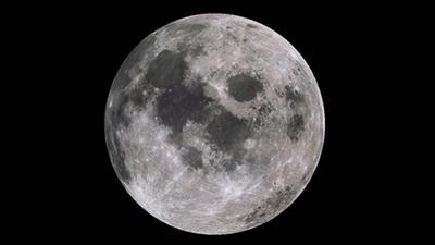 NOAA moon