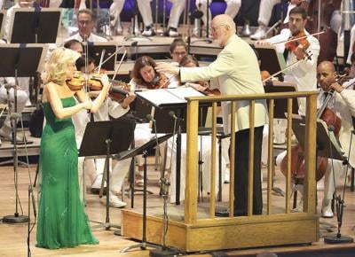 Review: John Williams takes concertgoers on a journey 'Across the Stars' at Tanglewood