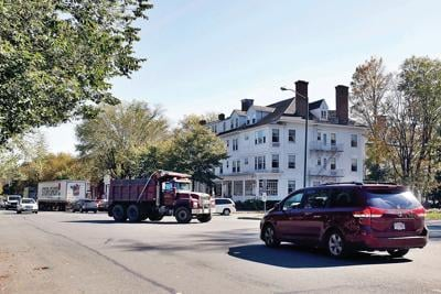 As Stockbridge traffic study begins, 'everything is on the table'