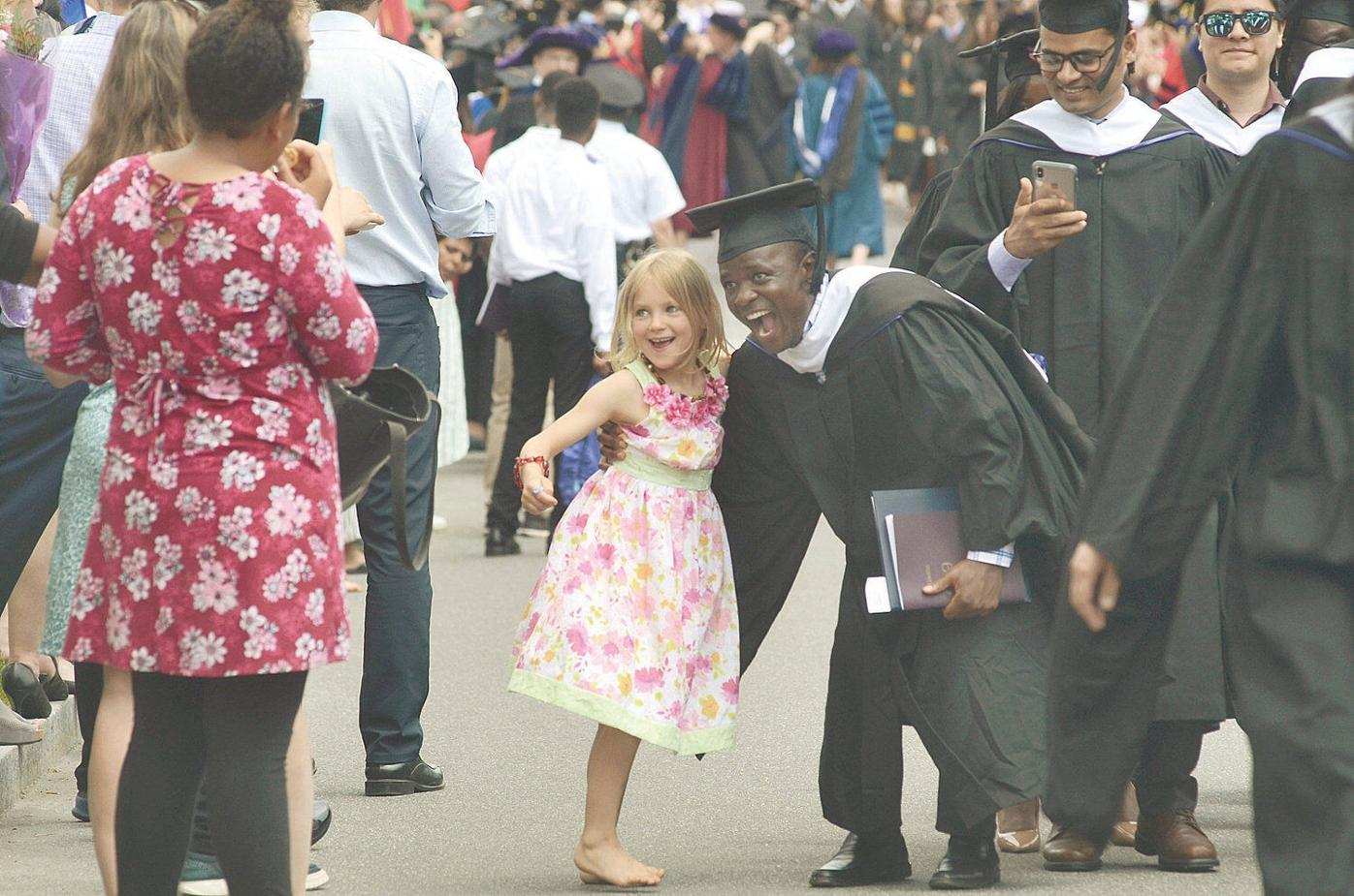 Williams grads urged to make their 'brains and abilities useful'