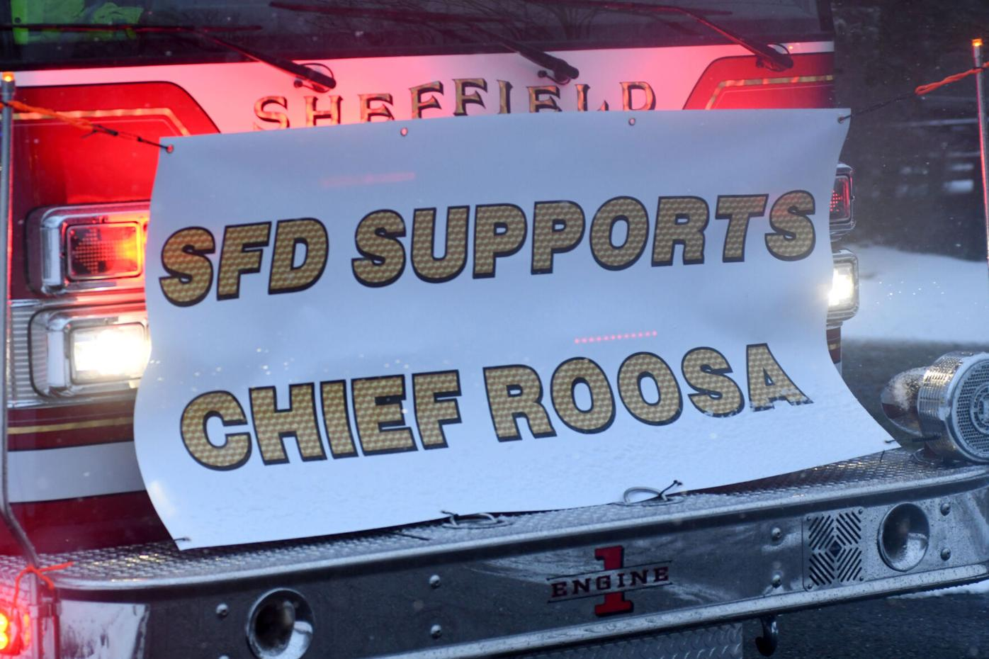Chief Jeff Roosa