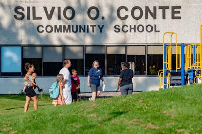 Conte Community School opening day 2018 (copy)