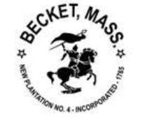 Becket town logo