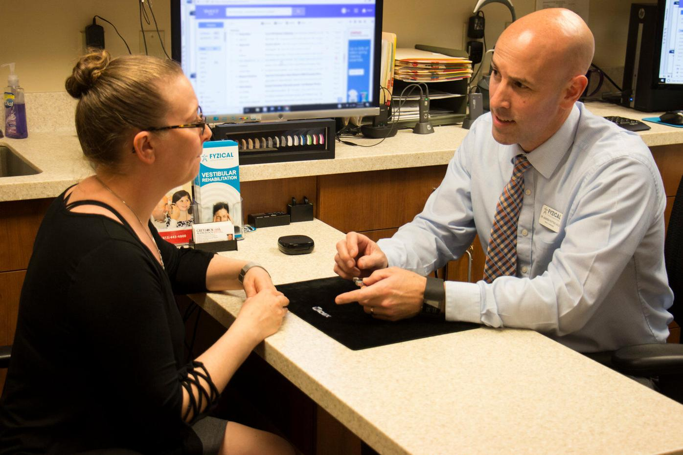 Greylock Audiology offers balance, fall prevention, hearing help to Berkshires