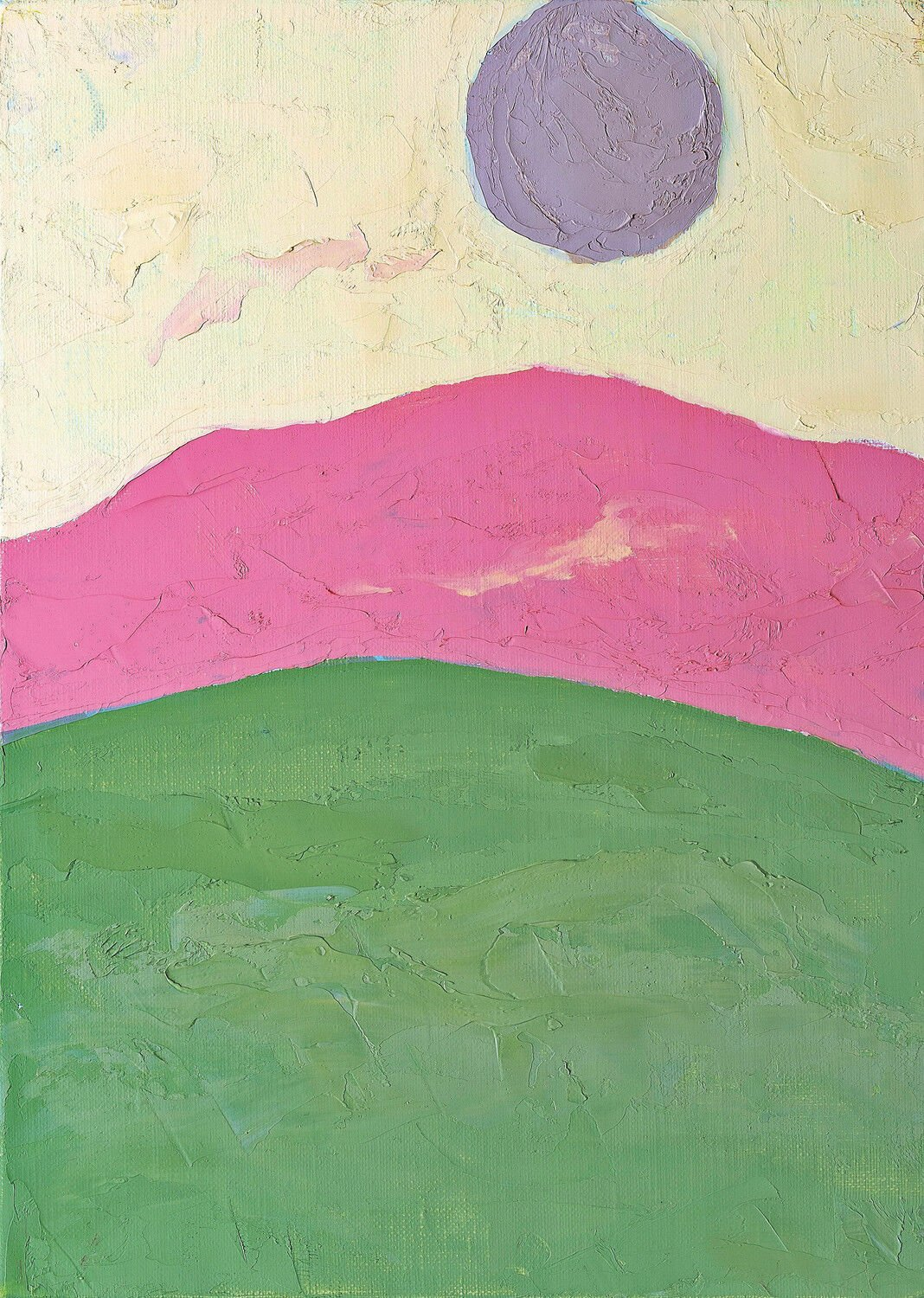 New exhibit at Mass MoCA gathers the many sides of Etel Adnan into a whole