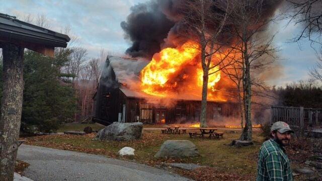 Jacob's Pillow fire (copy)