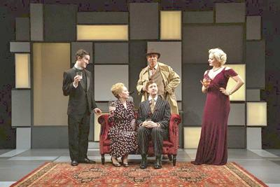 Welcome to the sublimely antic world of David Ives at Barrington Stage Company