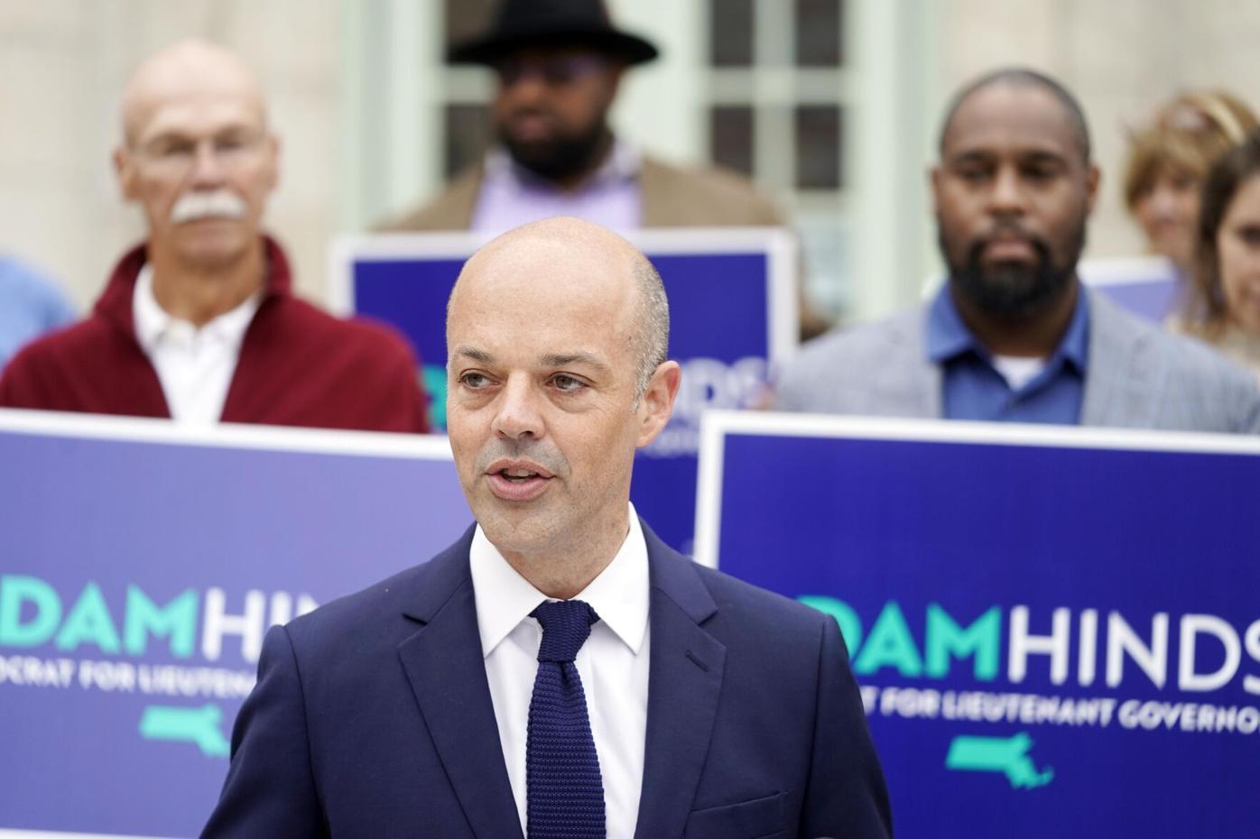 State Senator Adam Hinds