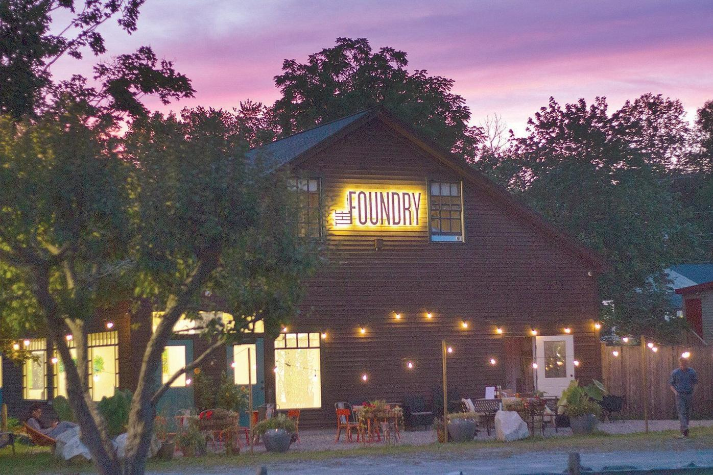 The Foundry: Happy one-year anniversary to a 'happening spot'