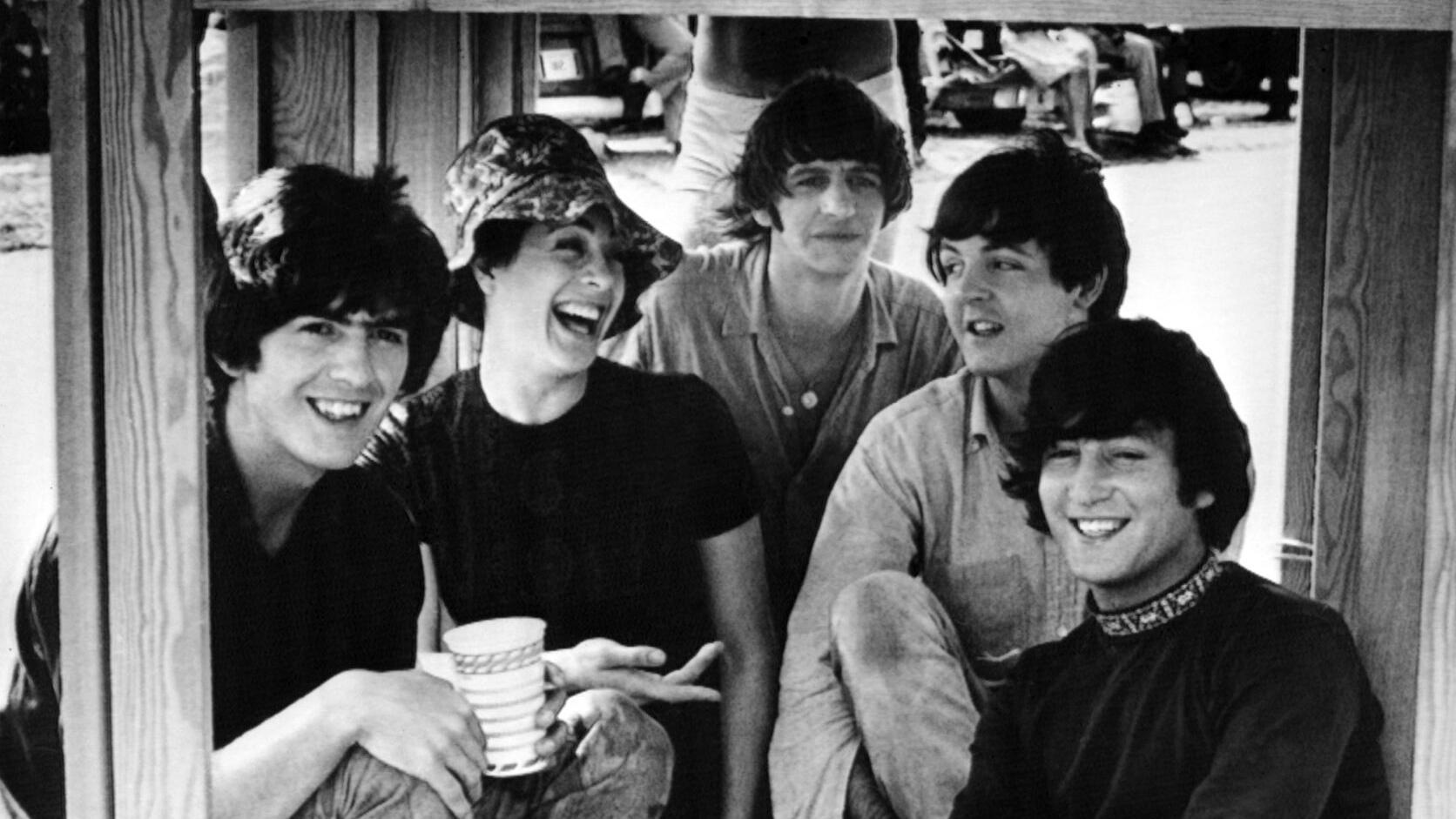 Bahamas Beatles Film