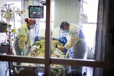 Virus Outbreak Hospital