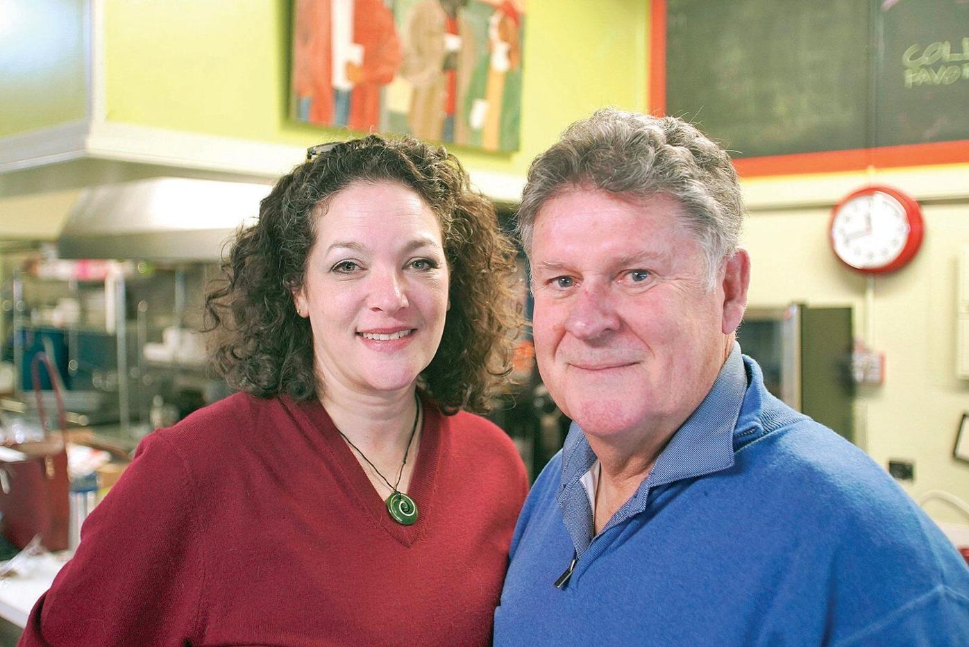Couple sets out to revive Elm Street Market in Stockbridge
