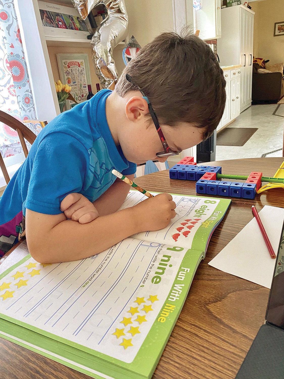 Lindsey Hollenbaugh   Quarantined with kids: Part V