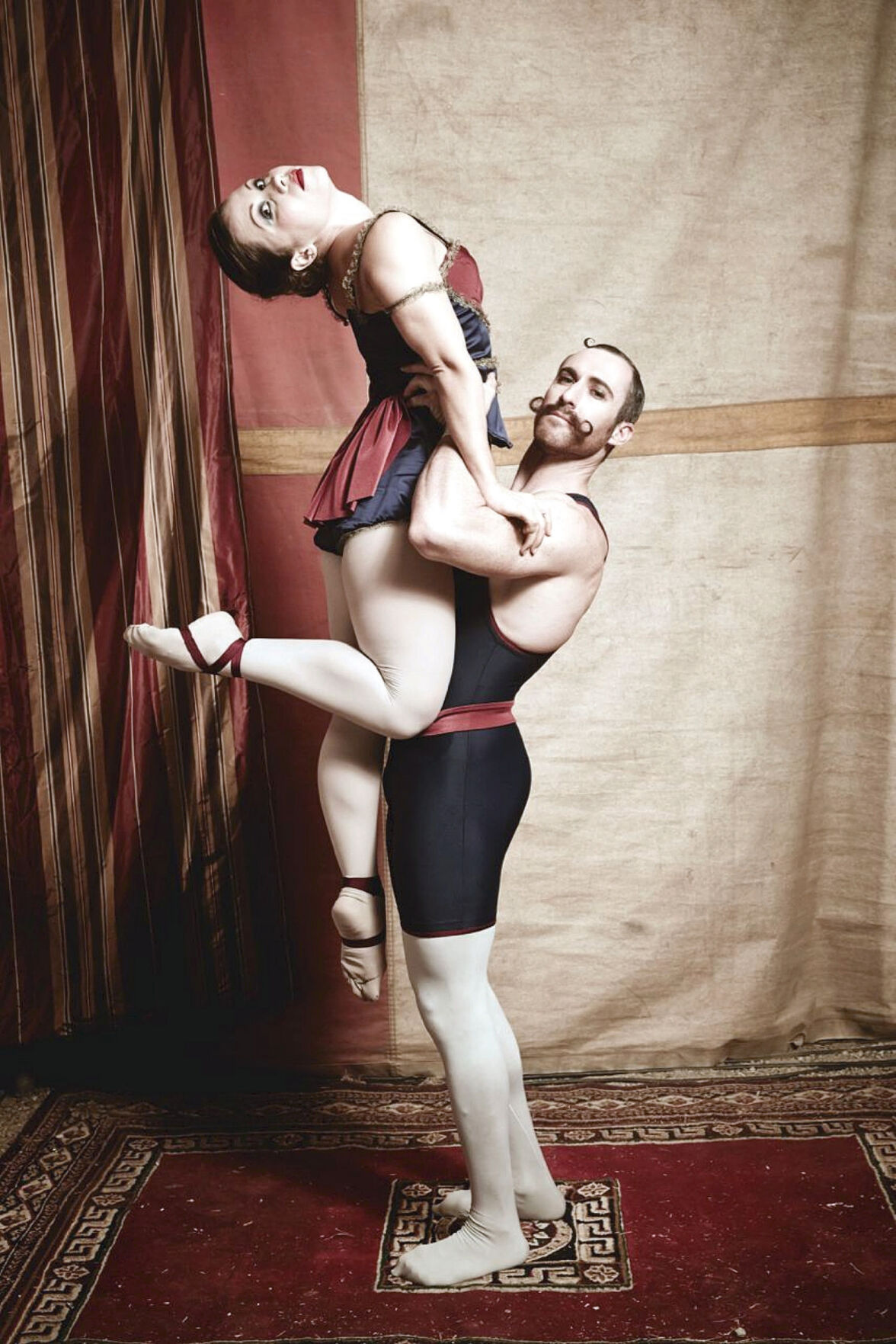 Circus 1903 steps out of a time machine into the present