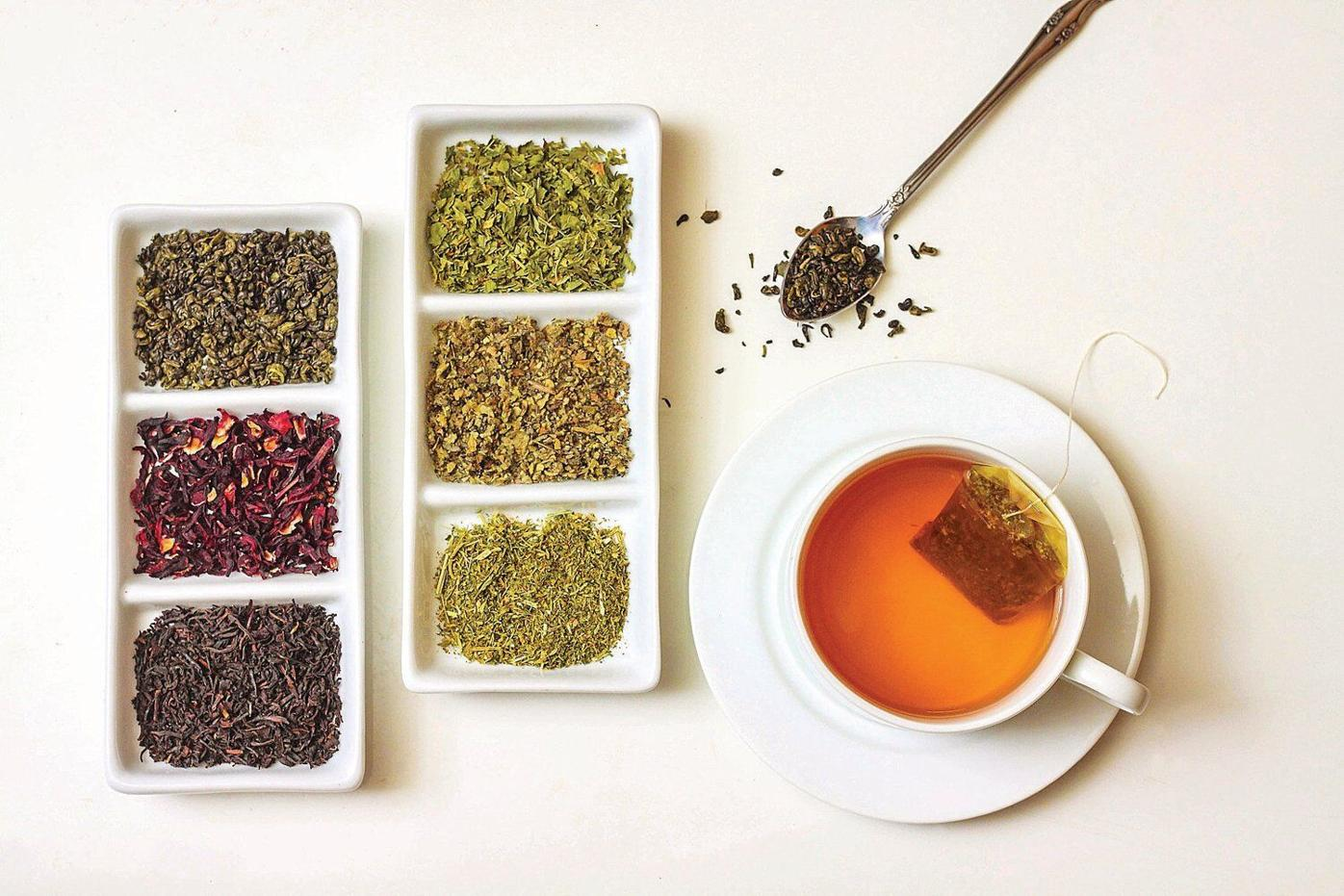 Get loose with your leaf teas
