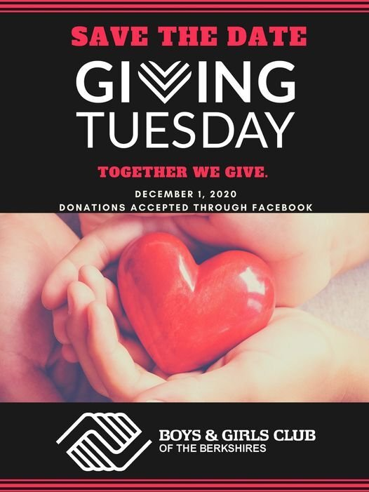 The Club Giving Tuesday