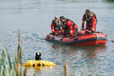 Dive team searching for man who went missing in Pittsfield lake