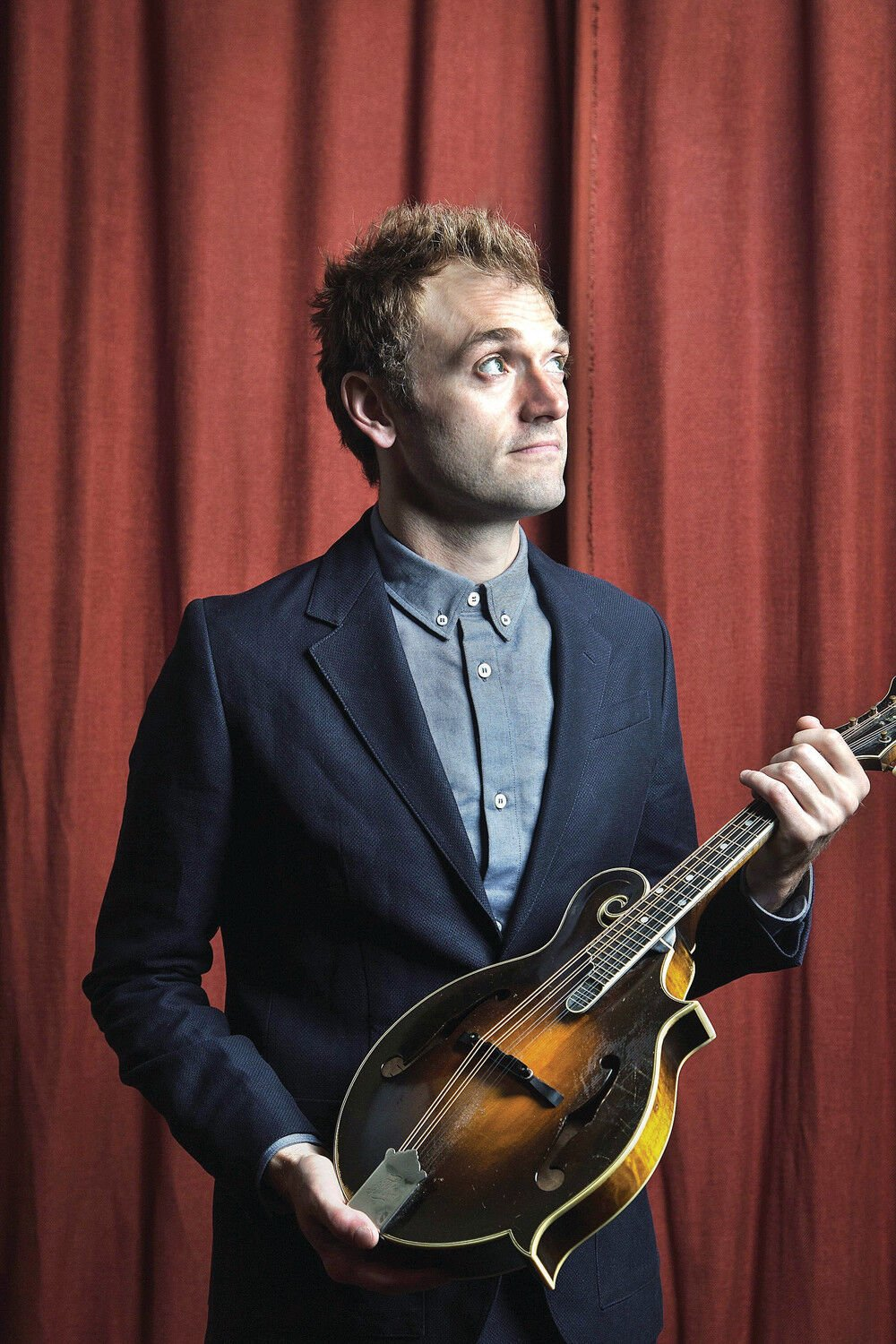 Thile seeks to bring joy with 'Live from Here'