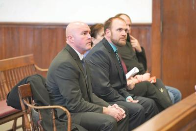 Pittsfield Police Officer Michael McHugh to serve a year in jail for assault