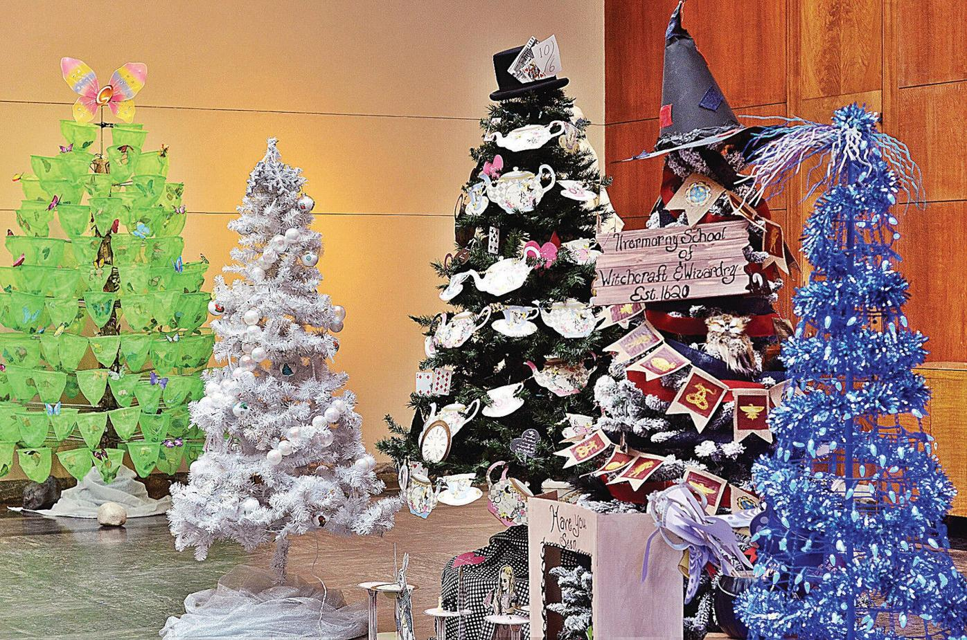 Festival of Trees: A holiday tradition