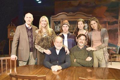The pendulum of heritage leaves its mark in 'If I Forget' at Barrington Stage Company