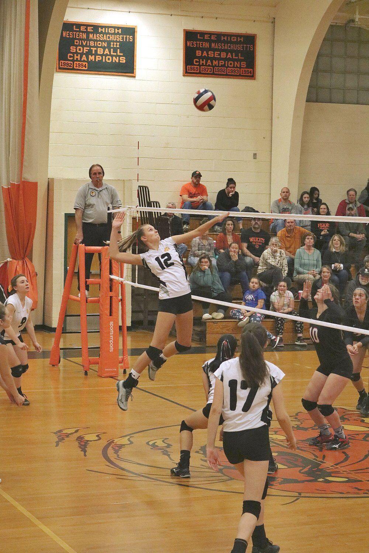 Lee volleyball outlasts Mount Greylock in grueling Western Mass. D-III semifinal