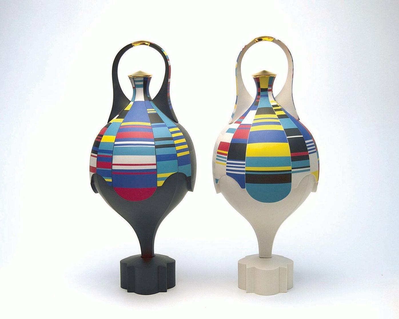 Ferrin Contemporary: Ceramic artist Peter Pincus draws inspiration from LeWitt retrospective