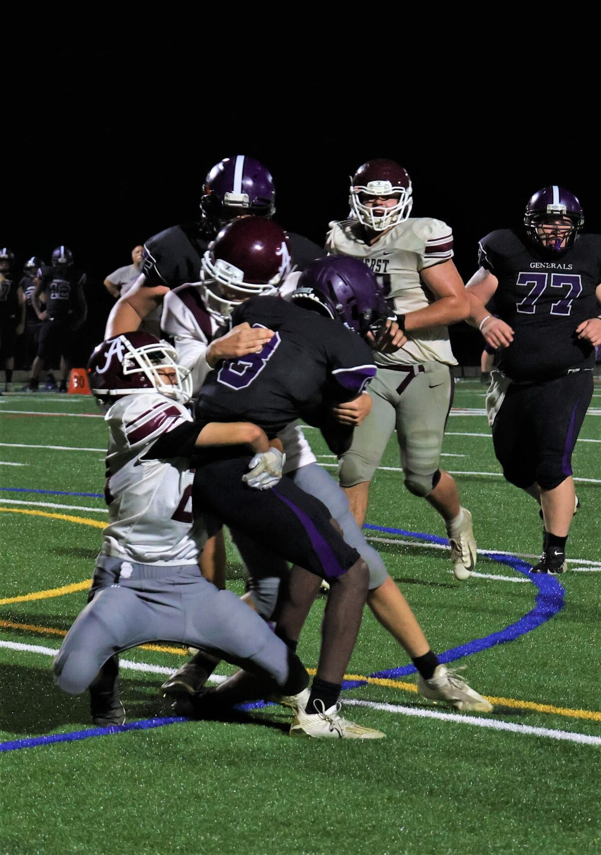 amherst tackles louis rhodes