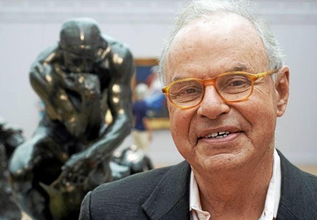 Outgoing Clark director Michael Conforti curated era of progress