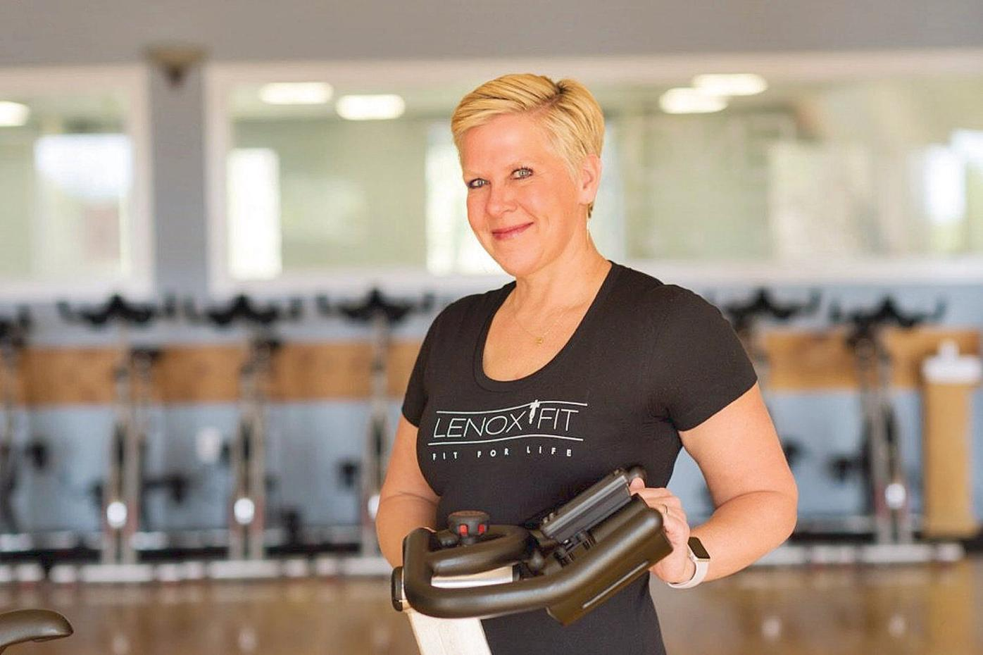 Lenox Fit owner's sweat equity earns U.S. Small Business Administration honor