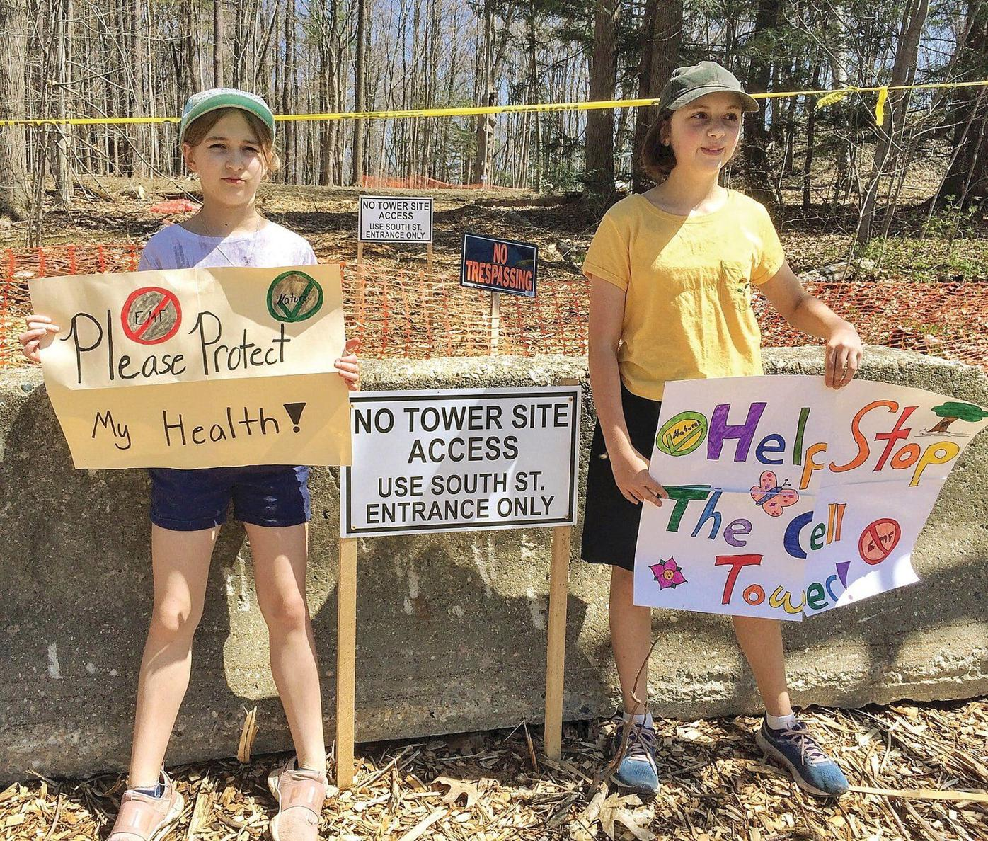 Unhappy neighbors await ruling on Pittsfield cell tower