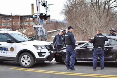 Police: Driver strikes North Adams cruiser trying to stop him