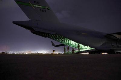 Afghanistan Final Flights
