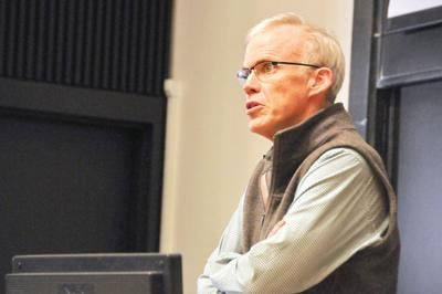 McKibben implores audience to fight for planet