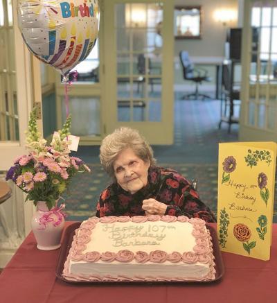 Lee: Broderick celebrates 107th birthday