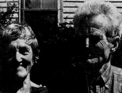 Hiram and Gertrude Hart